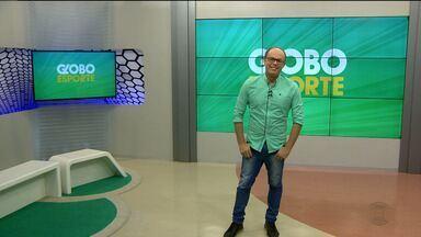 Globo Esporte CG: confira a íntegra do Globo Esporte desta quarta-feira (07.02.18) - Marcos Vasconcelos mostra como foi a derrota do Treze para o Santa Cruz, pela Copa do Nordeste.