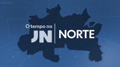 Veja a previsão do tempo para esta quinta-feira (8) na Região Norte - Veja a previsão do tempo para esta quinta-feira (8) na Região Norte.