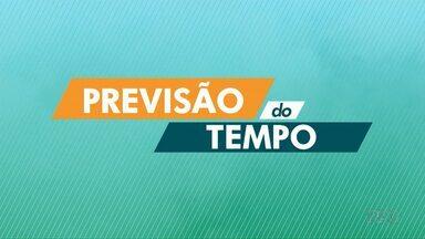 Calor continua na região norte do Paraná - Segundo a meteorologia, o sol deve predominar nos próximos dias.