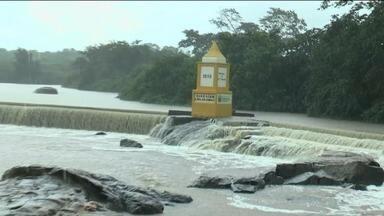 Ceará tem chuva em mais de 120 cidades nesta quinta - Confira mais notícias em G1.globo.com/ce