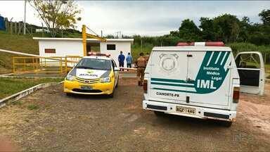 Três fetos são encontrados em um mês em Cianorte - O último caso foi registrado ontem. O feto foi encontrado na rede de tratamento de esgoto da Sanepar.