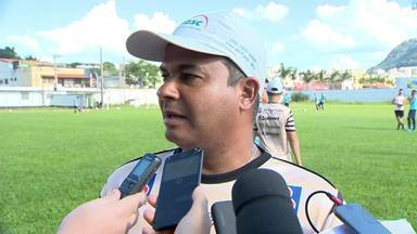Auxiliar comanda Tupi no jogo contra Patrocinense nesta sexta-feira - Ricardo Leão ficará no banco do Galo, que tenta deixar a zona de rebaixamento do Campeonato Mineiro.