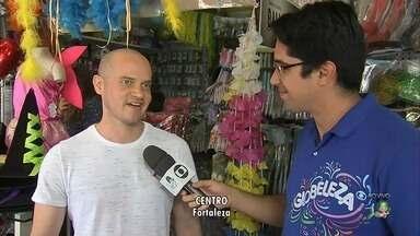 Carnaval começa com festas em todas as regiões do Ceará - Confira mais notícias em G1.globo.com/ce