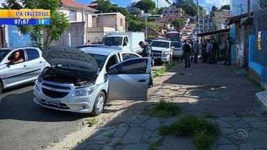 Tiroteio na Zona Leste de Porto Alegre deixa um morto - Dois homens ficaram feridos.