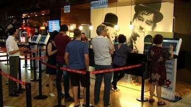 Mostra de cinema tem mais de 100 filmes nacionais e estrangeiros em exibição, em Goiânia - Mostra O Amor, a Morte e as Paixões vai até o dia 21 de fevereiro.
