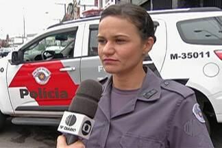 PM e GCM fazem parceria no carnaval - Eles atuaram em pontos de bloqueio na cidade.
