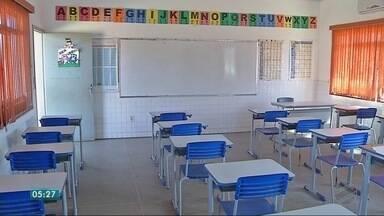 Rede municipal volta às aulas hoje em Rondonópolis - Rede municipal volta às aulas hoje em Rondonópolis