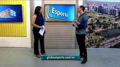 Confira as notícias do esporte desta quinta (15/02) - Thiago Barbosa destaca chegada de Apodi na lateral do Confiança.