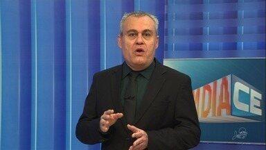 Confira o comentário de Roberto Maciel no Bom Dia Ceará desta quarta-feira (15) - Saiba mais em g1.com.br/ce
