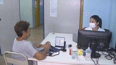 UPA da zona sul, em Porto Velho, registra mais de 10 mil atendimentos por mês. - Para acelerar atendimento, pacientes passam por triagem.
