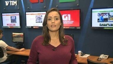 Natália de Oliveira traz os destaques do G1 Sorocaba e Jundiaí nesta quinta-feira - Natália de Oliveira traz os destaques do G1 Sorocaba e Jundiaí desta quinta-feira (15).