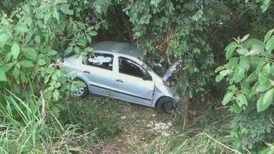 Avenida em Piracicaba onde PM caiu não tem estrutura para evitar esse tipo de acidente - Acidente com a PM foi o segundo no local na mesma semana; veja as condições do local.