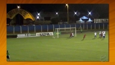 Jogando fora de casa, Comercial vence o Costa Rica e deixa a lanterna do Grupo A - Jogando fora de casa, Comercial vence o Costa Rica e deixa a lanterna do Grupo A