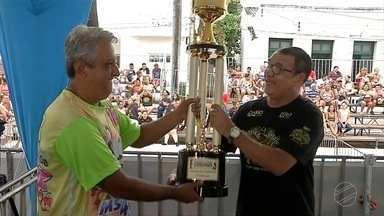 Mocidade ganha o carnaval de Corumbá, MS - A apuração das escolas de samba foi na quarta-feira (14).