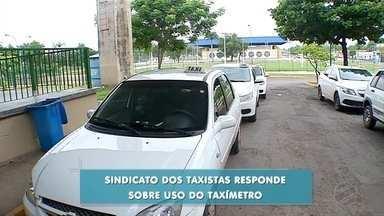 Sindicato dos Taxistas fala sobre polêmica envolvendo taxímetro em Corumbá - A Agência Municipal de Trânsito de Corumbá informou que o usuário denuncie os taxistas que se recusam a ligar o taxímetro.