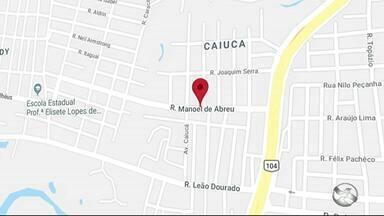 Ruas do bairro Caiucá passarão por mudanças em Caruaru - Intervenções são para atender a Secretaria de Urbanismo e Obras