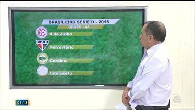 Divulgadas as datas dos jogos dos times piauienses no Campeonato Brasileiro - Divulgadas as datas dos jogos dos times piauienses no Campeonato Brasileiro