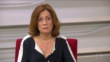 Miriam Leitão comenta reações do Congresso ao pacote do governo - Miriam Leitão comenta reações do Congresso ao pacote de medidas apresentado pelo governo como plano B à Reforma da Previdência.