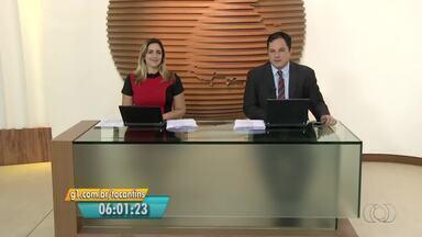 Veja o que é destaque no Bom Dia Tocantins desta quarta-feira (21) - Veja o que é destaque no Bom Dia Tocantins desta quarta-feira (21)