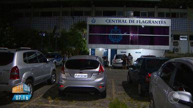 Caso de polícia: jogadores do Vitória, Kanu e Bryan prestam queixa contra atletas do Bahia - Time rubro-negro deve entrar com recurso na justiça.