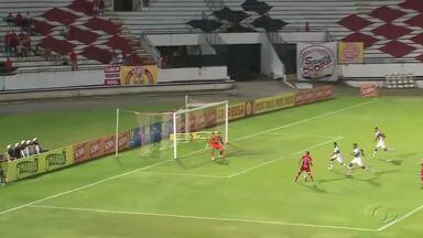 No Arruda, CRB perde para o Santa Cruz por 2 a 1 - Jogo foi pela terceira rodada da Copa do Nordeste.