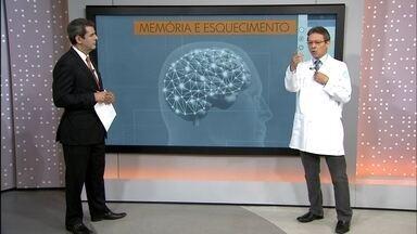 """Médico tira dúvidas sobre perda de memória recente - É preciso prestar atenção quando os """"brancos da memória"""" começam a aparecer com mais frequência."""