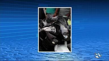 Adolescente morre e homem fica ferido em acidente em Garanhuns - Acidente também é registrado em Caruaru na manhã desta quarta-feira (21)