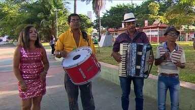 Congresso do Forró será pré-lançado em Aracaju - Hoje acontece o pré-lançamento do Congresso do Forró.