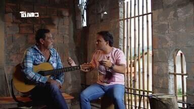 Tô Indo desembarca em 'Pará de Minas' e Mário conhece Celso Trancinha - Programa foi ao ar neste sábado (24)