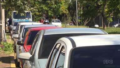Em Londrina, golpistas pedem dinheiro para devolver carro roubado - Golpistas ligam para as vítimas pra negociar falso resgate.