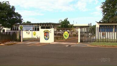 Policial militar e agente penitenciário de Londrina são presos em Cascavel - Eles escoltavam uma carga de contrabando.