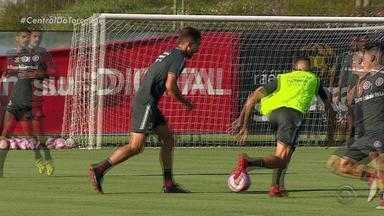 Inter e São Luiz se enfrentam nesta tarde (24) - Assista ao vídeo.