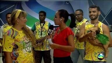 Evento para pets acontece em Aracaju - A repórter Lays Rocha tem mais informações.