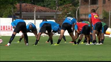 Botafogo-PB esquece eliminação na Copa do Brasil e pensa somente na Desportiva - Belo volta a jogar neste domingo precisando da vitória para não ficar dependendo de outros resultados na reta final do Campeonato Paraibano