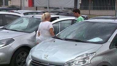 Venda de carros usados aumentam no Rio Grande do Sul - Assista ao vídeo.