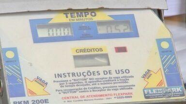 MP investiga contrato de empresa que explora o parquímetro em Campo Grande - Uma das irregularidades investigadas seria a cobrança indevida aos sábados.