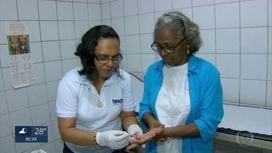 Instituto que atende diabéticos no Recife corre risco de ficar sem sede - Prédio foi vendido pelo governo do estado e entidade deve se mudar para outra área da cidade