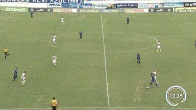 Taubaté jogou à tarde pela série A2 do Paulista - Partida foi em casa e Taubaté quebrou o jejum.