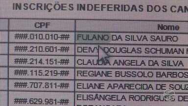 """Nomes em lista de convocados para rede pública causam polêmica em Dourados - Na lista publicada no Diário Oficial estão nomes como """"Fulano da Silva Sauro"""" e """"Fulano Melão""""."""