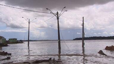 Plano de contingência da eletrobrás prevê desligamento de energia nas áreas ribeirinhas - José Gadelha.
