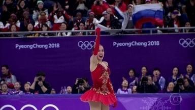 Olimpíada de Inverno da Coreia do Sul chega ao fim após 17 dias de competições - Quase três mil atletas de 92 países participaram dos jogos. Na cerimônia de encerramento, Coreia lembrou a tradição, mas também apostou no pop coreano.