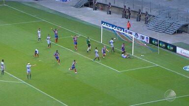 Campeonato Baiano: Vitória assume a liderança e equipe do Bahia é vaiada pela torcida - Veja os gols da rodada e a tabela de classificação da disputa.