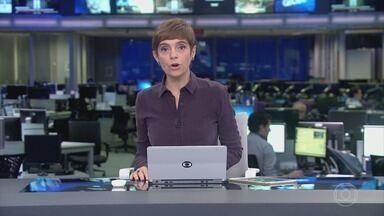 Jornal da Globo - Edição de Segunda-feira 26/02/2018 - As notícias do dia com a análise de comentaristas, espaço para a crônica e opinião.