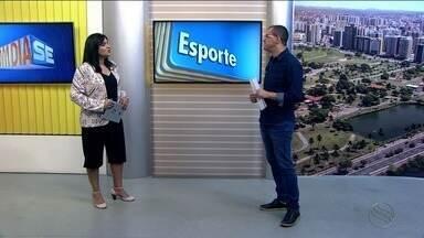 Confira as notícias do esporte desta terça (27/02) - Thiago fala sobre a reação do Confiança no Campeonato Sergipano.