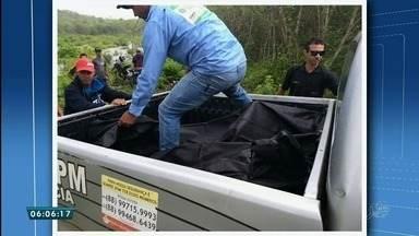 Tio e sobrinho morrem afogados em Farias Brito - Saiba mais em g1.com.br/ce