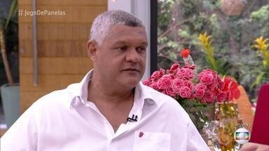 Ana Maria Braga recebe Norberto na Casa de Cristal - Vidraceiro conta que gosta de cozinhar desde adolescente e comenta a participação no 'Jogo de Panelas 24'
