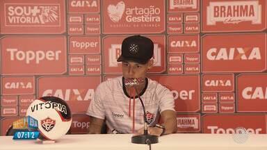 Vitória se concentra para jogo contra o Bragantino na Copa do Brasil - Confira as notícias do rubro-negro baiano.