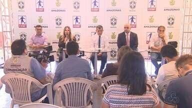 Seleção brasileira sub-20 disputará amistoso contra México, em Manaus - Partida está marcada para o dia 25 de março, na Arena da Amazônia. Ingressos custam entre R$ 40 e R$ 100 e começam a ser vendidos no dia 2. Convocados ainda não foram revelados