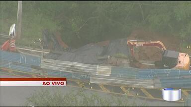 Prefeitura de São José inicia obra no Jardim da Granja - Trabalho começou nesta terça-feira