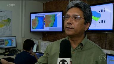 Especialistas afirmam que os próximos três meses serão de chuva no interior de PE - Eles analisaram as condições do tempo no Nordeste.